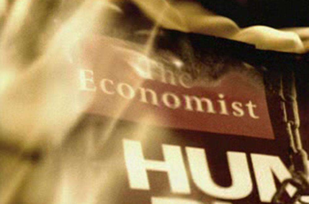 The Economist TVC