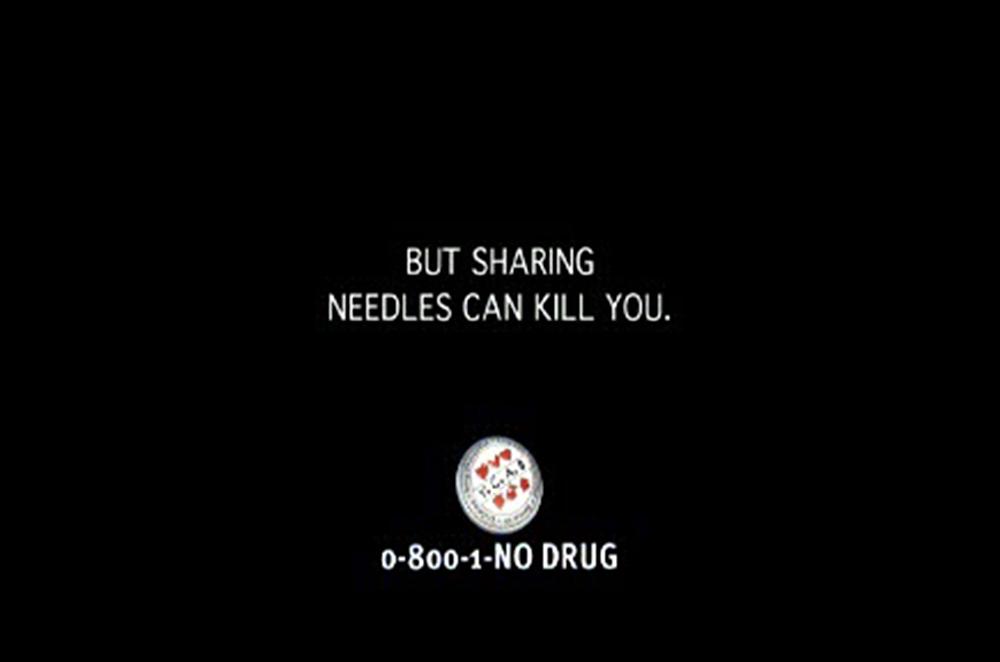 Drug Abuse TVC